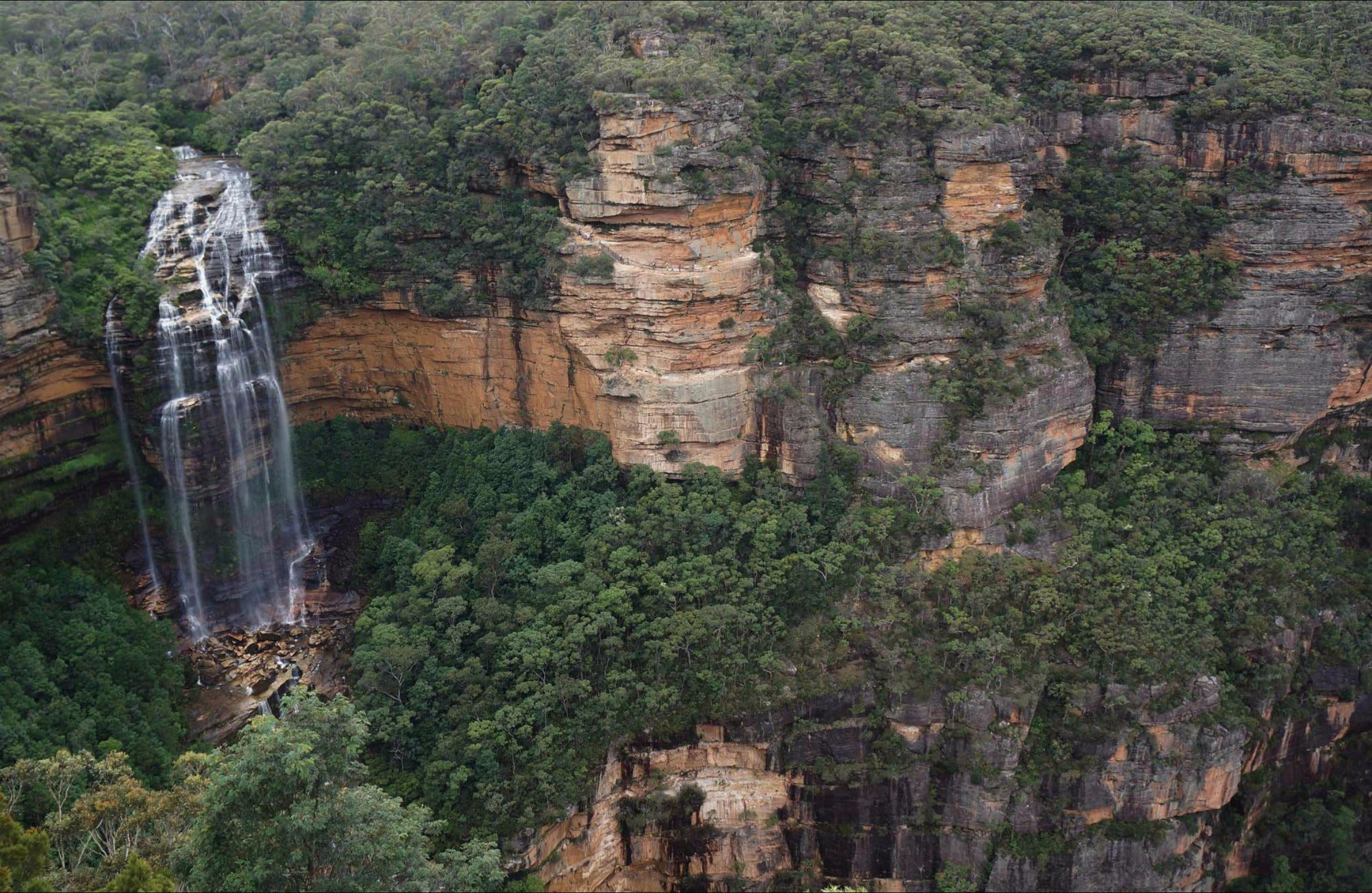Wentworth Falls Lookout - Accommodation Cairns
