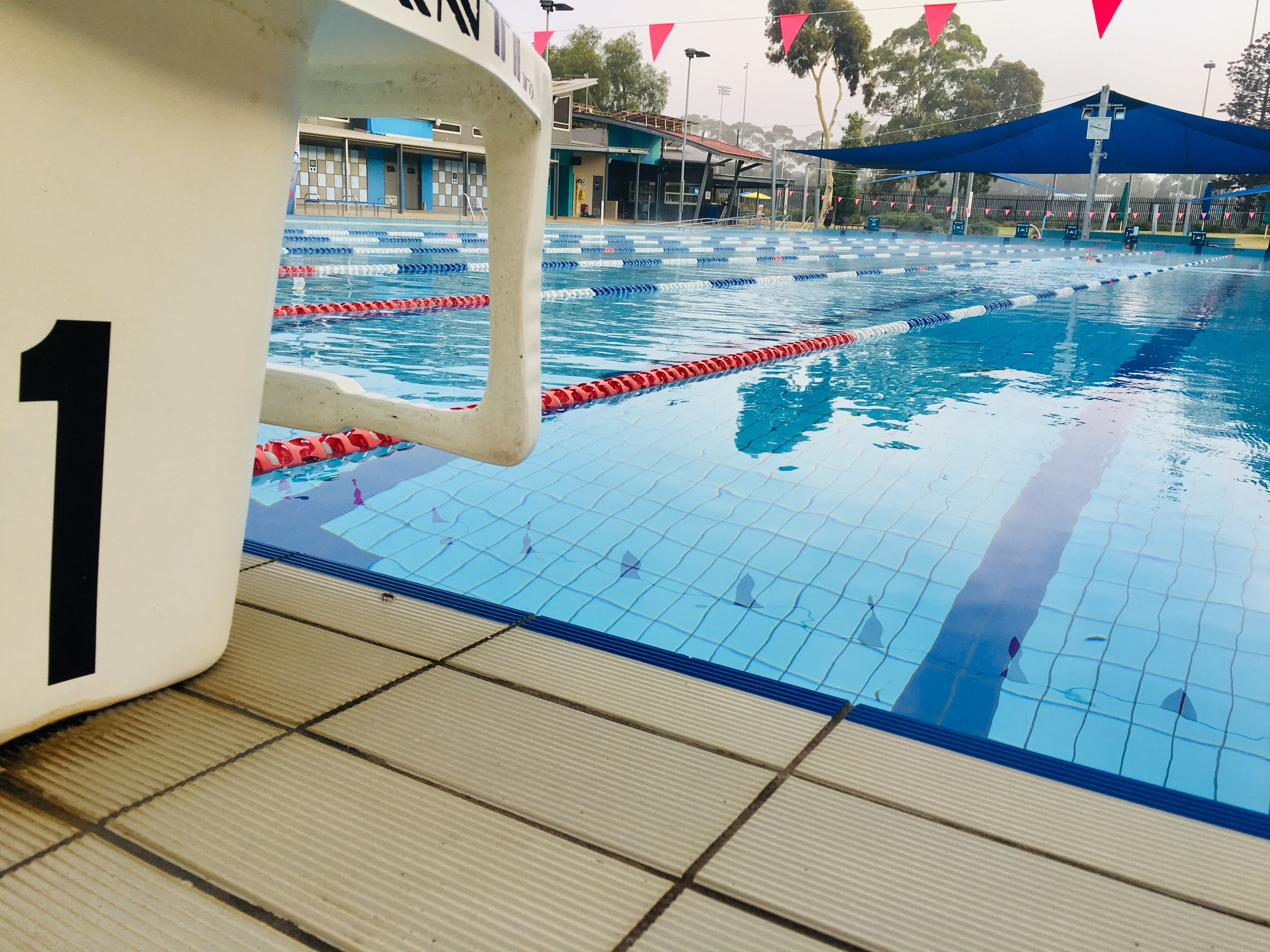 Werribee Outdoor Pool - Accommodation Cairns