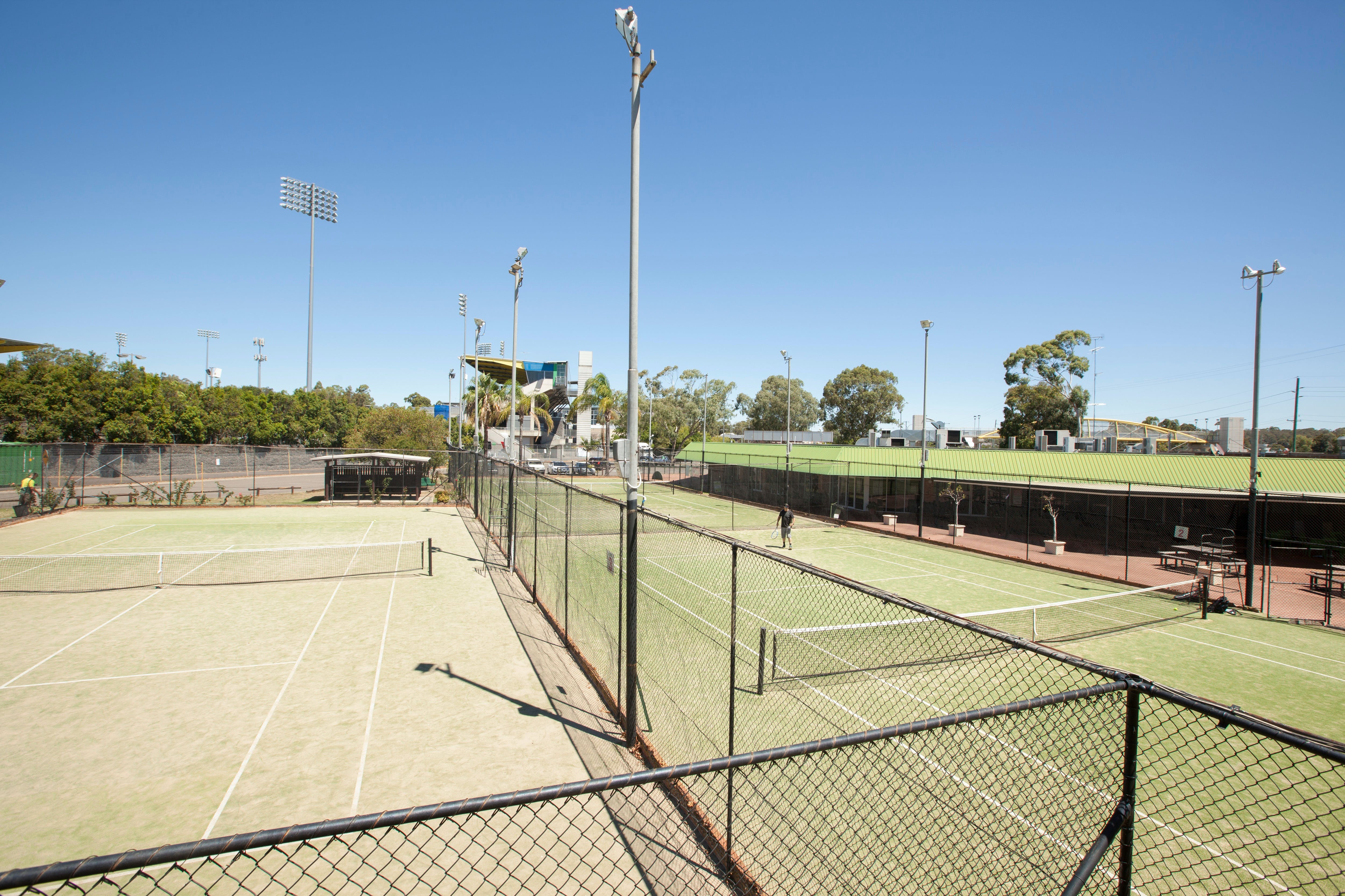 Wests Tennis Club - Accommodation Cairns