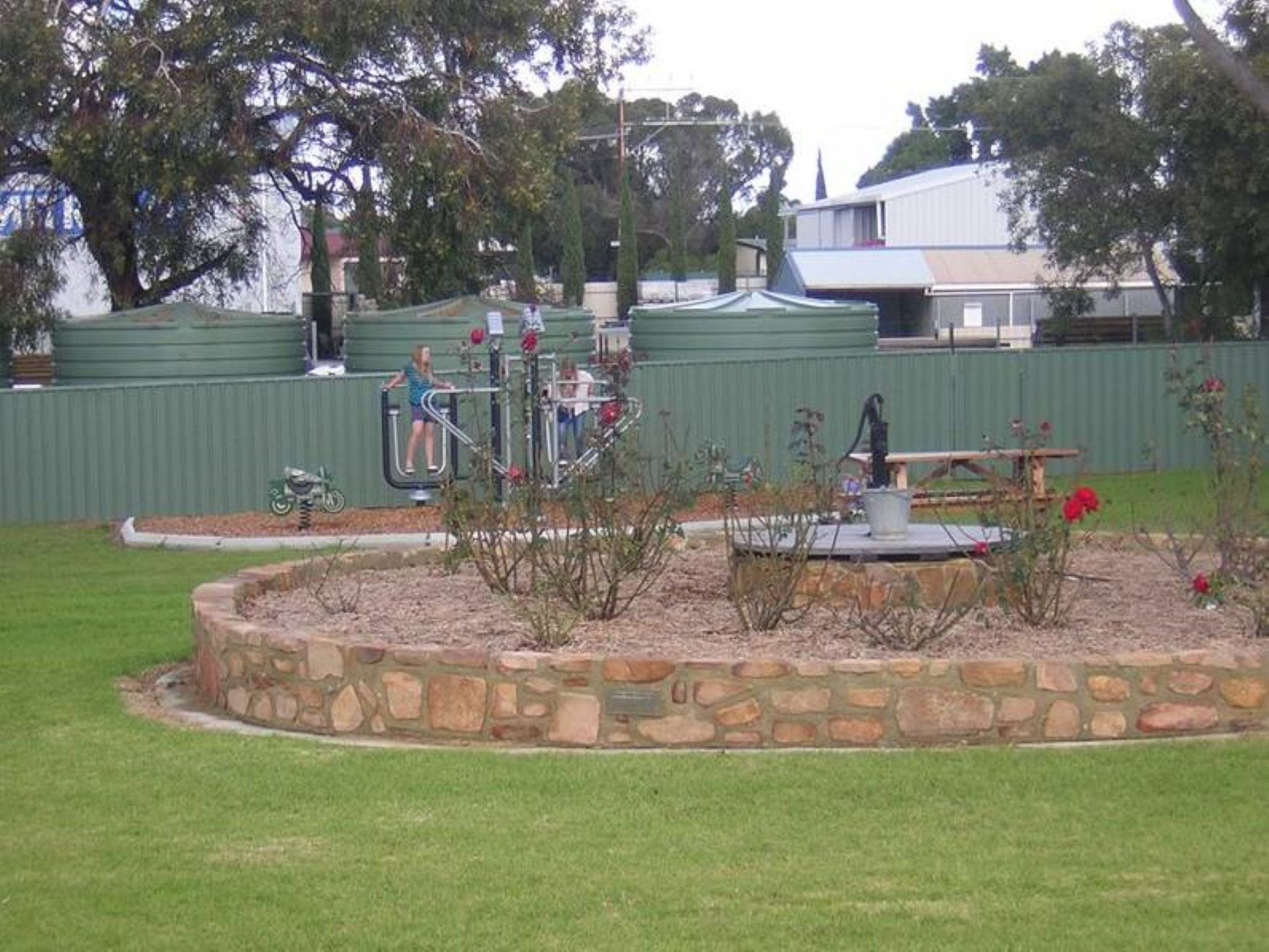 Wright Park Playground - Accommodation Cairns