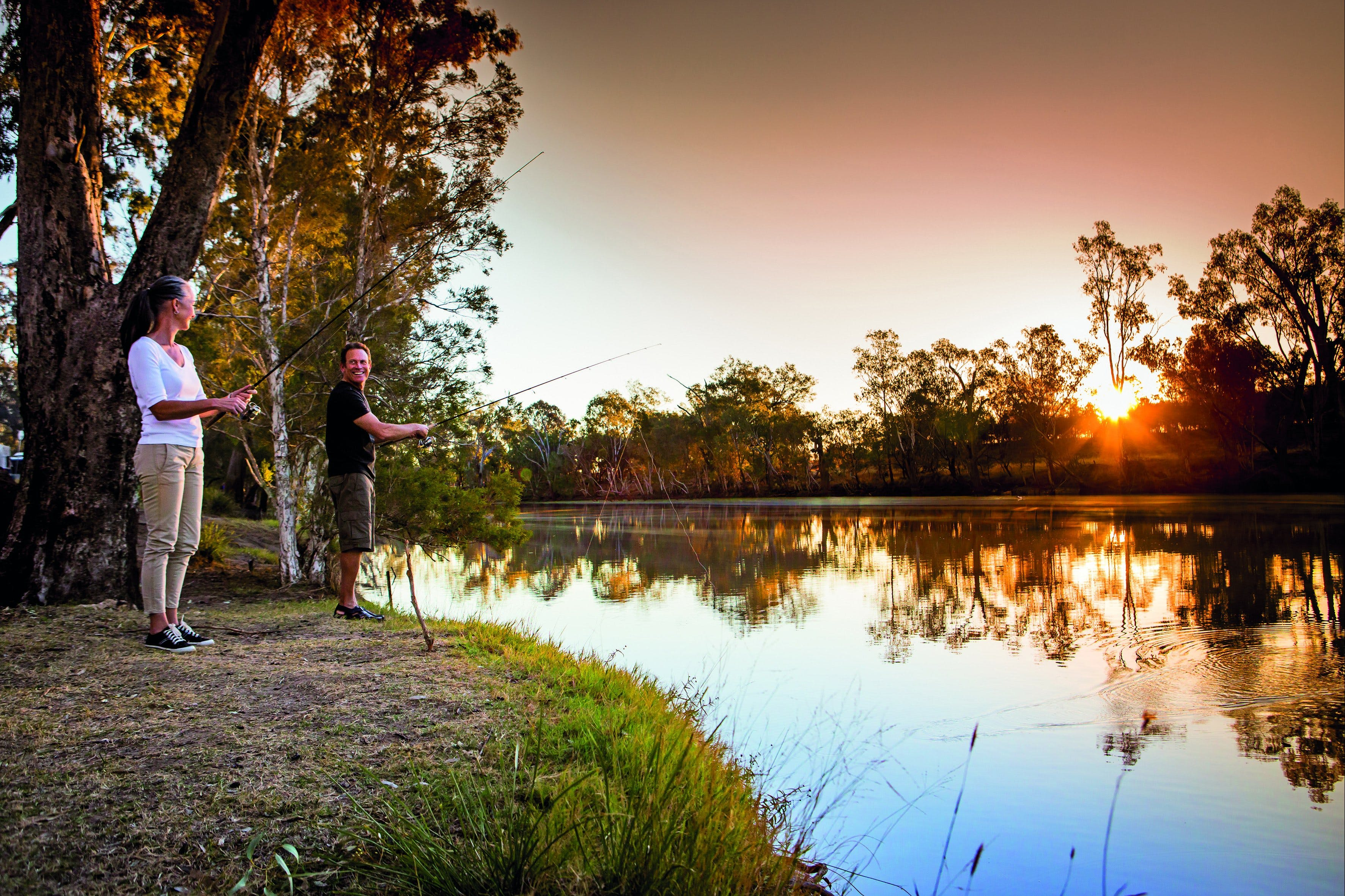 Cecil Plains to Tara Fishing Tour - Accommodation Cairns