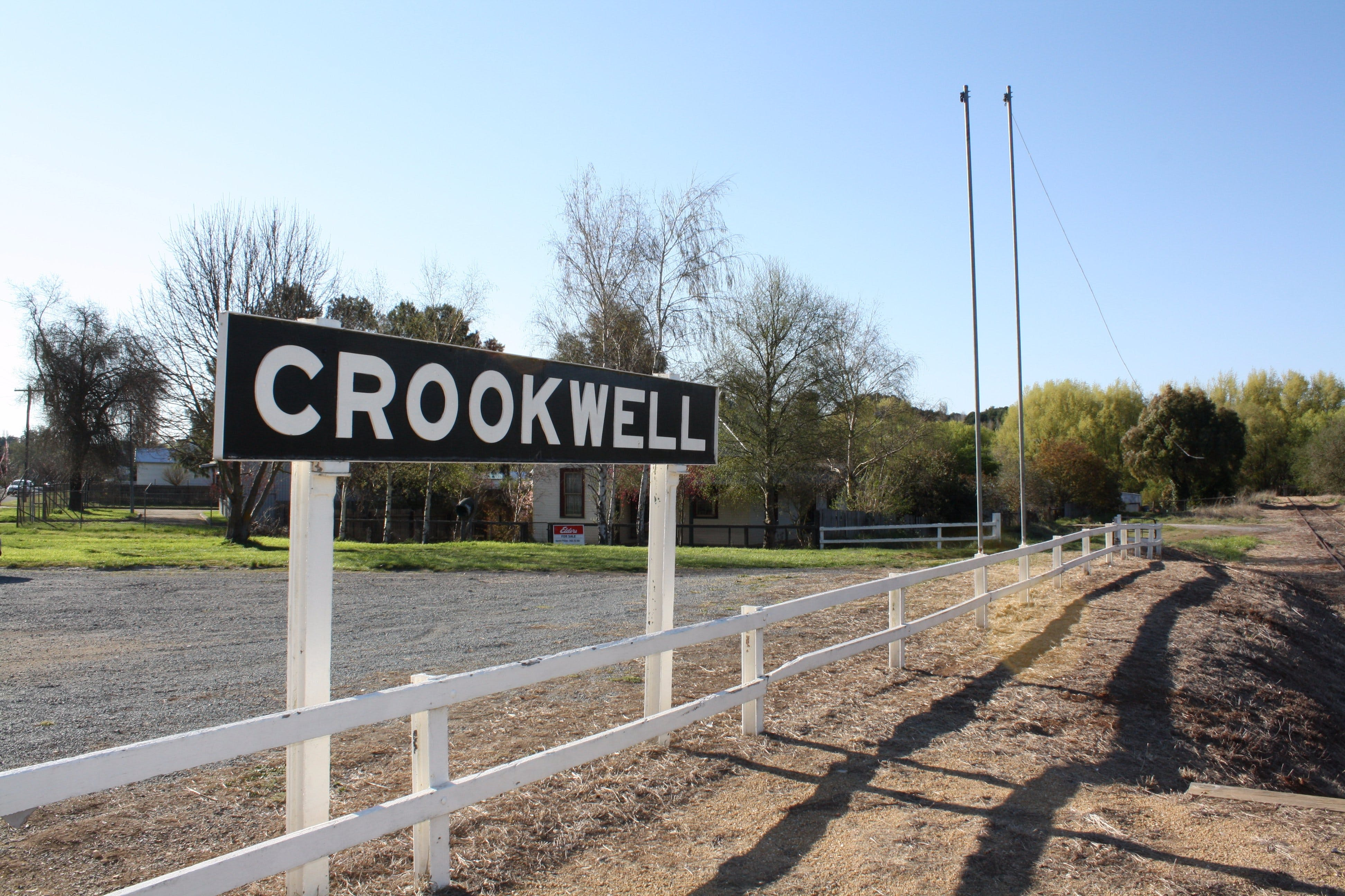 Crookwell Railway Station - Accommodation Cairns