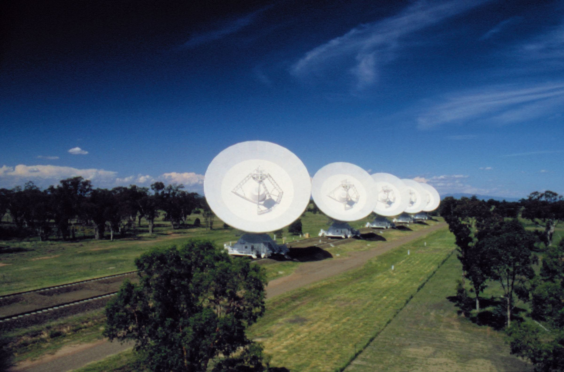 CSIRO Australia Telescope Narrabri - Accommodation Cairns