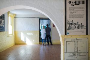Redruth Gaol - Accommodation Cairns