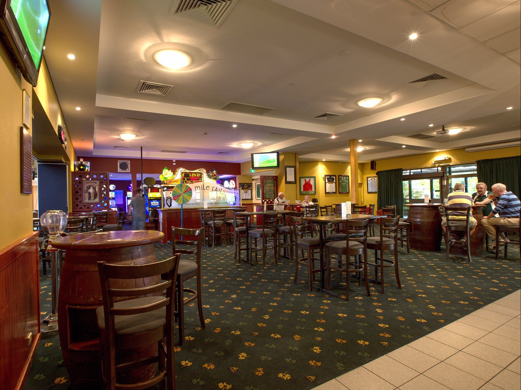Canberra Irish Club - Accommodation Cairns