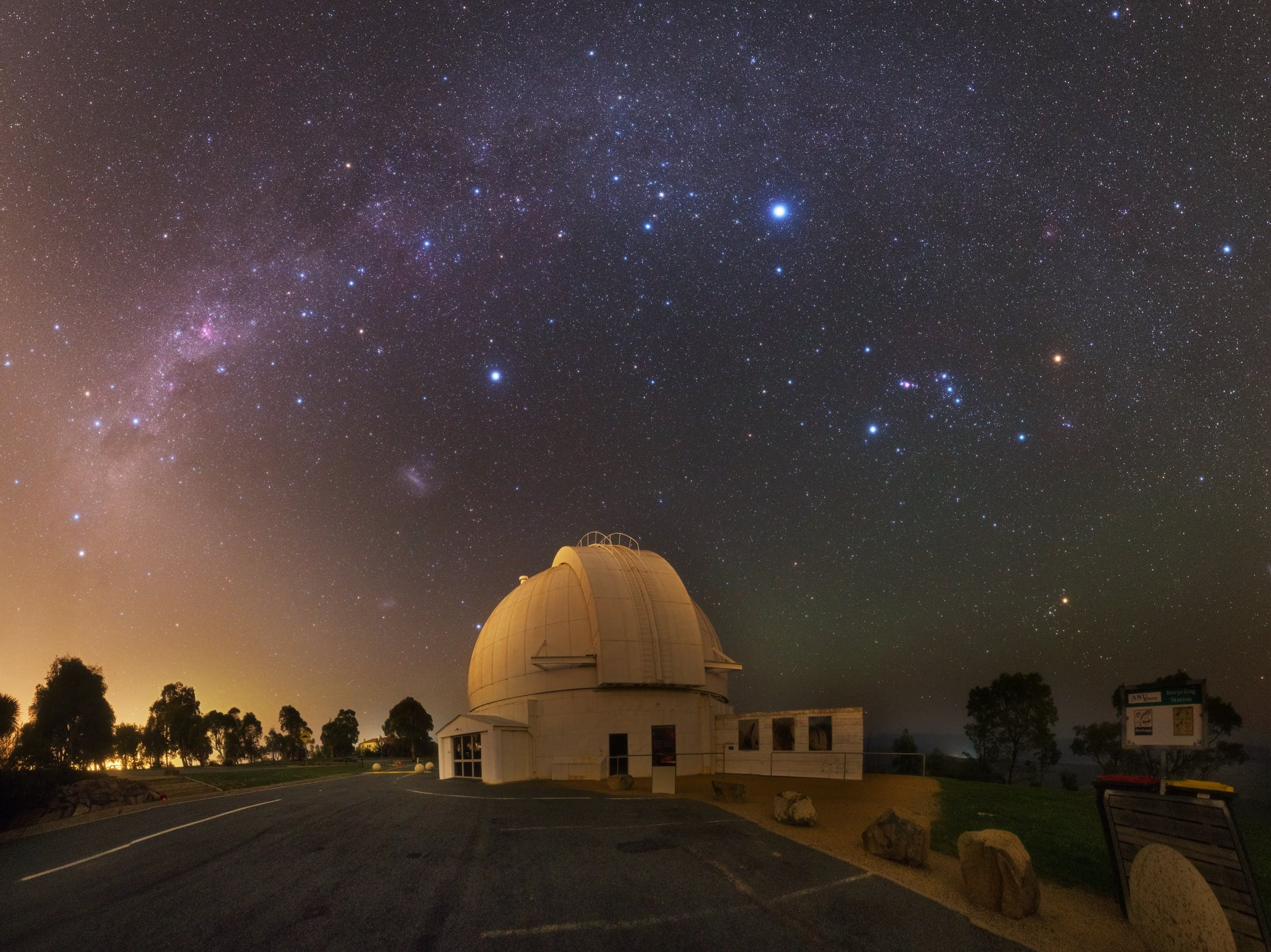 Mount Stromlo Observatory - Accommodation Cairns