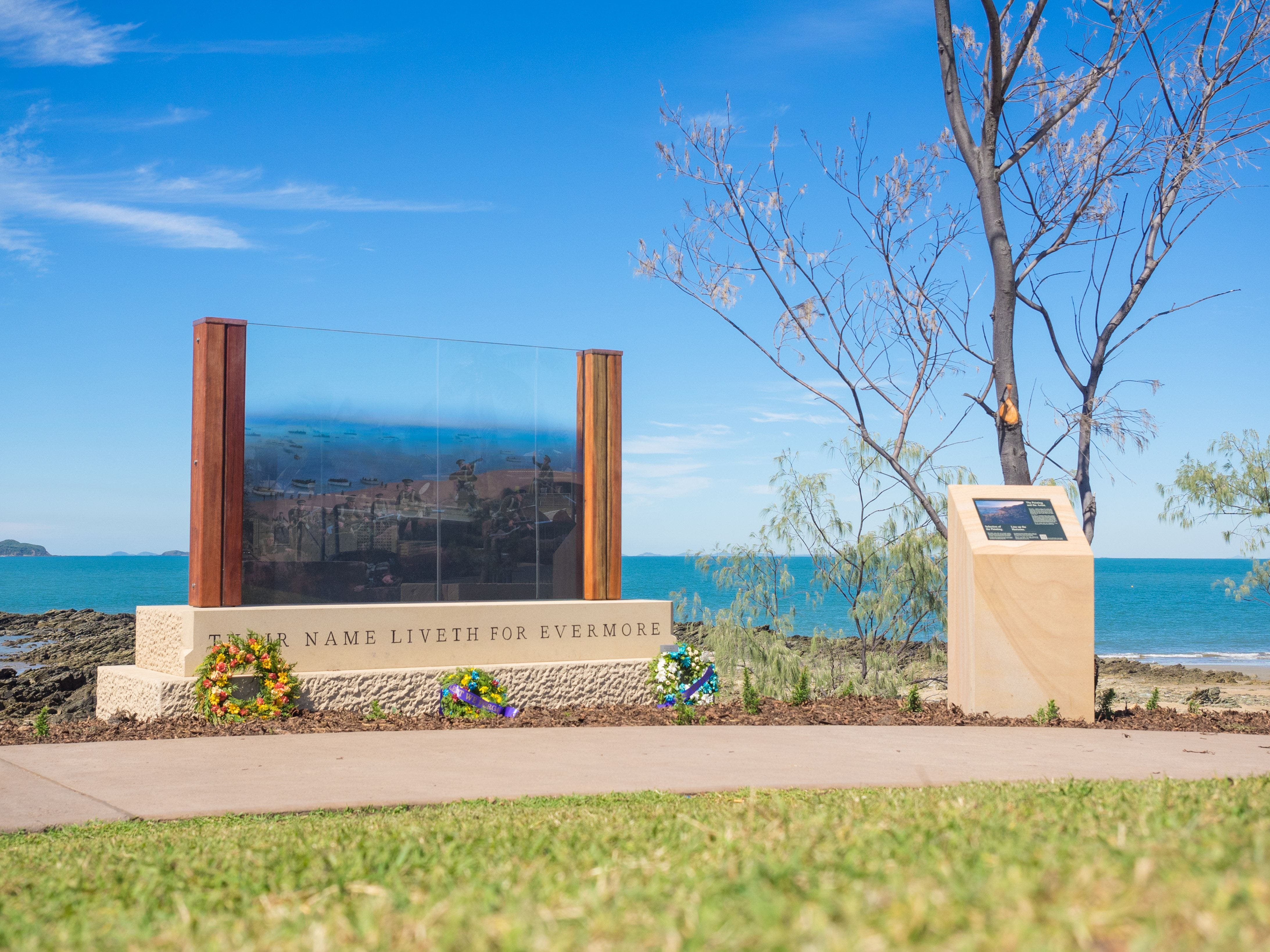 The Centenary of ANZAC Memorial Walk - Accommodation Cairns