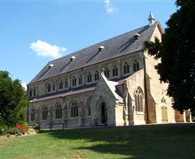 St Peters Anglican Church - Accommodation Cairns