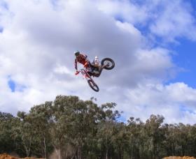 Goanna Tracks Motocross and Enduro Complex - Accommodation Cairns