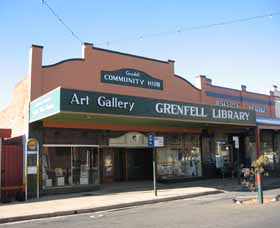 Grenfell Art Gallery - Accommodation Cairns