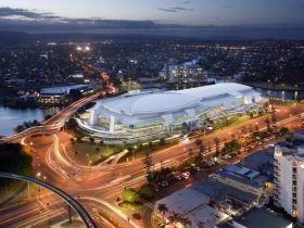 Gold Coast Convention and Exhibition Centre - Accommodation Cairns