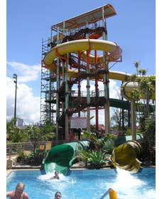 Ballina Olympic Pool and Waterslide - Accommodation Cairns