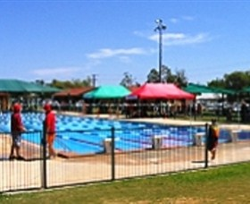 Charleville Swimming Pool - Accommodation Cairns