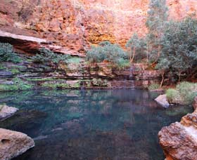 Gorge Rim Walk Dales Gorge - Accommodation Cairns