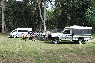 Cape York Motorcycle Adventures - Accommodation Cairns