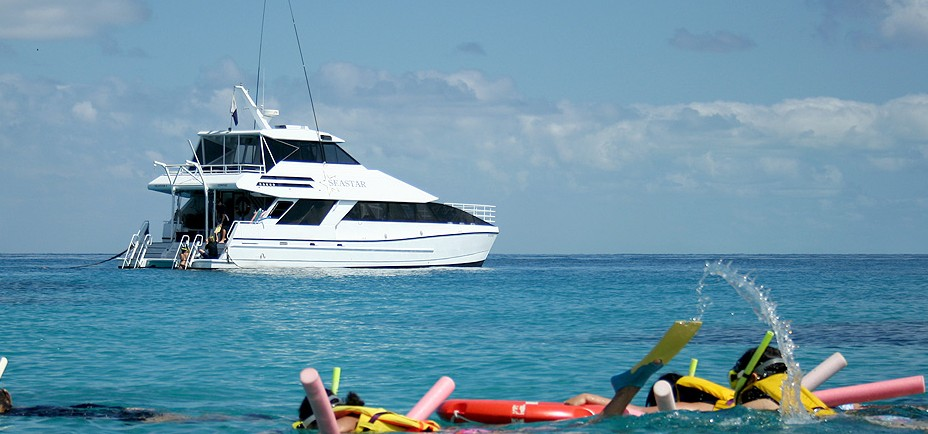 Seastar Cruises - Accommodation Cairns