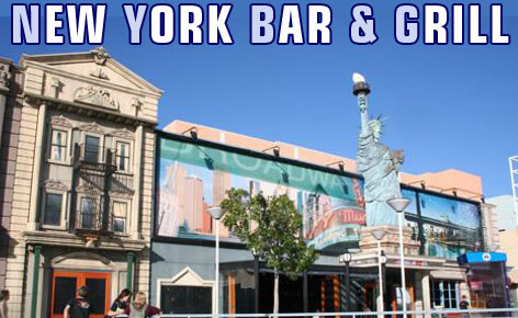 New York Bar  Grill - Accommodation Cairns