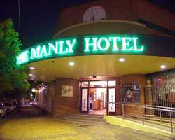 The Manly Hotel - Accommodation Cairns