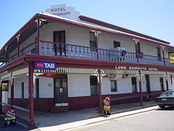 Lord Exmouth Hotel - Accommodation Cairns