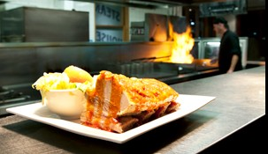 Railway Hotel Steak House - Accommodation Cairns