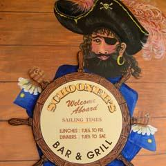 Schooners Bar  Grill - Accommodation Cairns