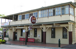 Commercial Hotel Alexandra - Accommodation Cairns
