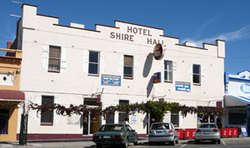Shire Hall Hotel - Accommodation Cairns