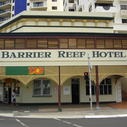 The Barrier Reef Hotel - Accommodation Cairns