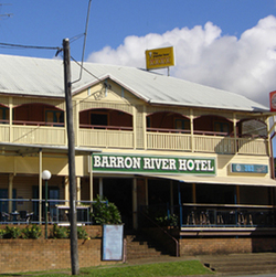 Barron River Hotel - Accommodation Cairns