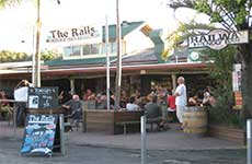 Railway Friendly Bar - Accommodation Cairns