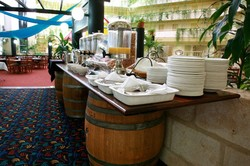 Alexanders Restaurant - Lord Forrest Hotel - Accommodation Cairns