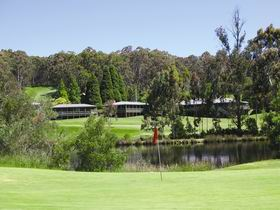 Mount Lofty Golf Club - Accommodation Cairns