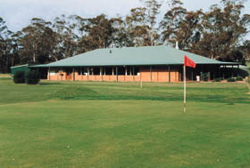 Echunga Golf Club Incorporated - Accommodation Cairns