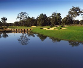 Kooindah Waters Golf Club - Accommodation Cairns