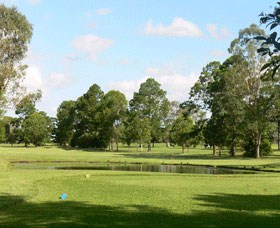 Casino Golf Club - Accommodation Cairns
