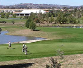 Gungahlin Lakes Golf and Community Club - Accommodation Cairns