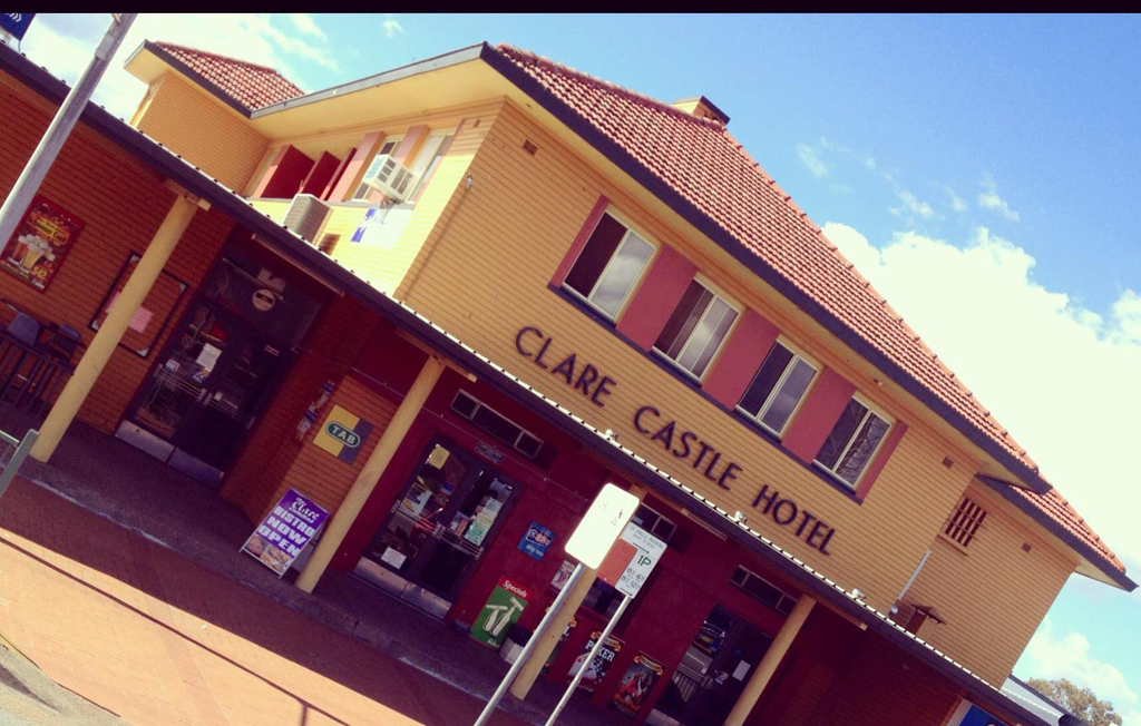 Clare Castle Hotel - Accommodation Cairns