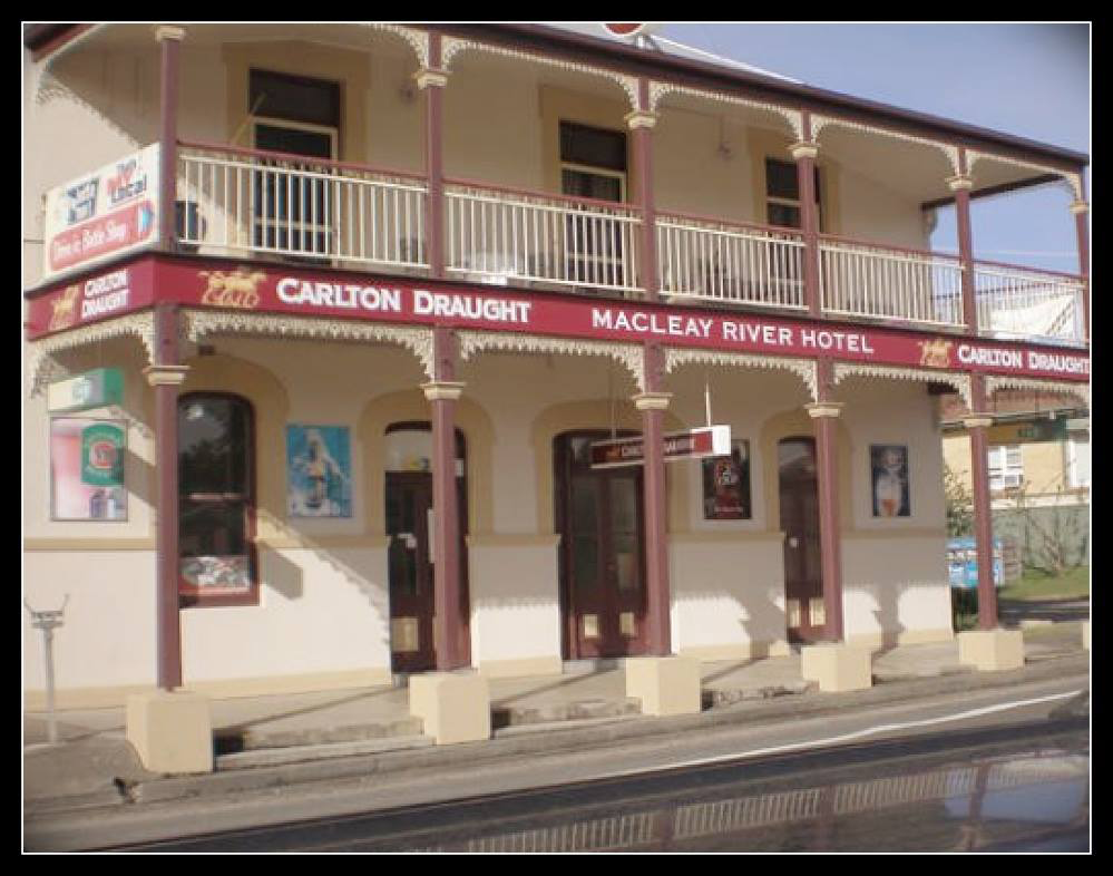 Macleay River Hotel - Accommodation Cairns