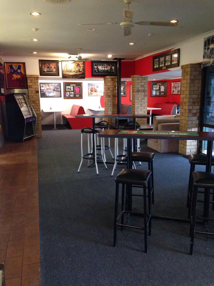 The Back Page Sports Bar  Grill - Accommodation Cairns