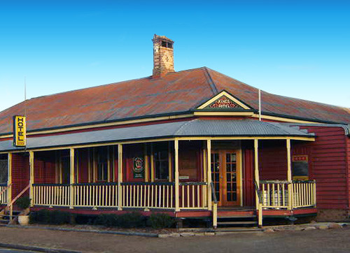 Maidenwell Hotel - Accommodation Cairns