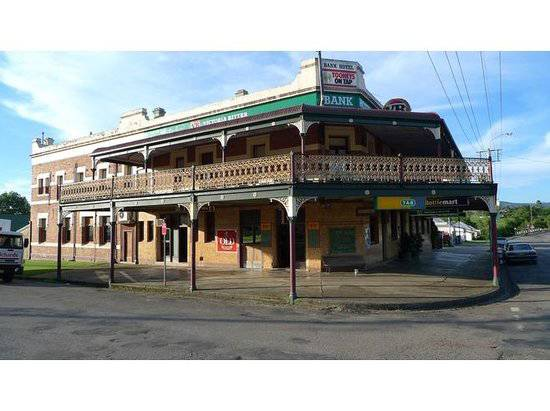 Bank Hotel Dungog - Accommodation Cairns