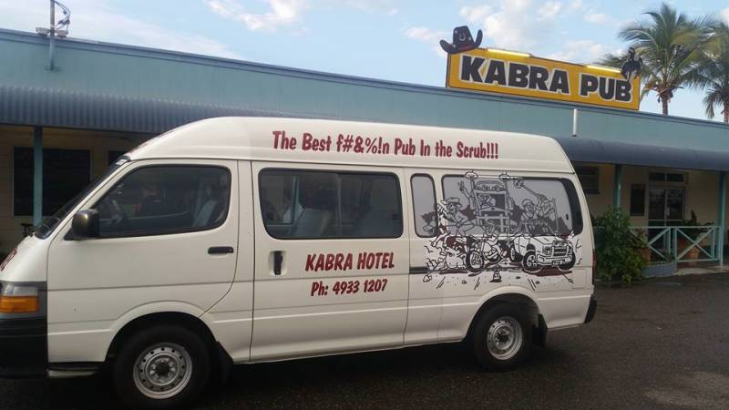 Kabra Hotel - Accommodation Cairns