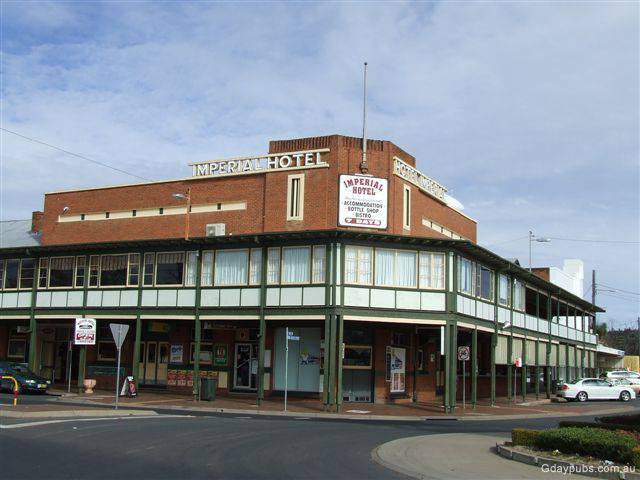 Imperial Hotel Coonabarabran - Accommodation Cairns