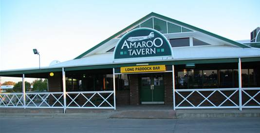 Amaroo Tavern - Accommodation Cairns