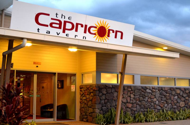 Capricorn Tavern - Accommodation Cairns