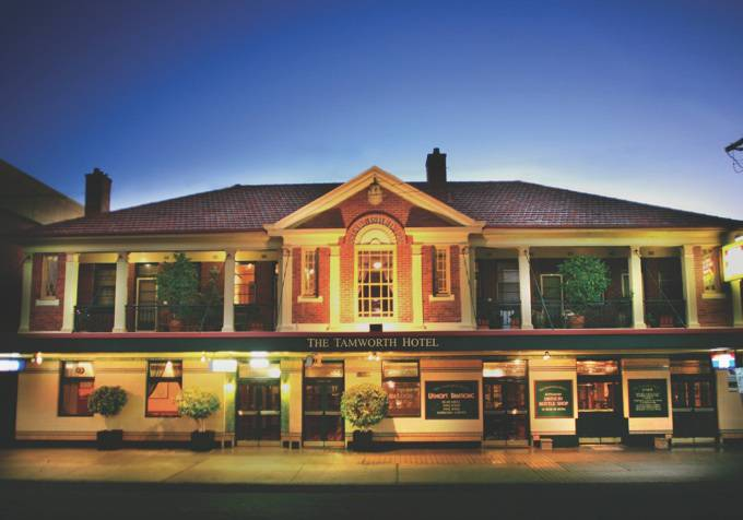 Tamworth Hotel - Accommodation Cairns
