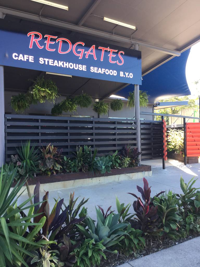 Redgates Caf Steakhouse Seafood - Accommodation Cairns