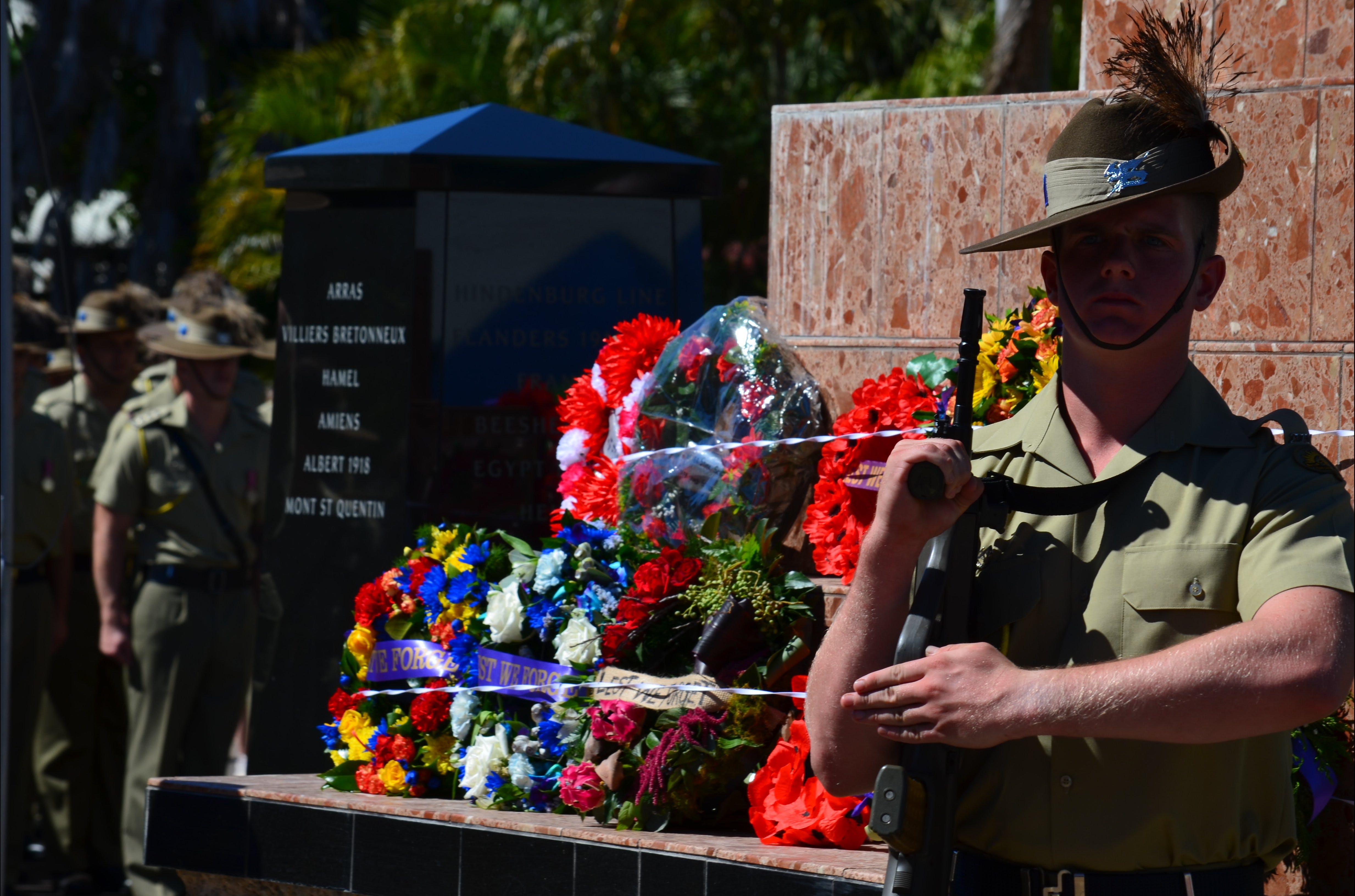 Anzac Day Charters Towers - Accommodation Cairns