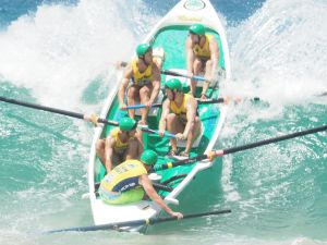 Australian Surf Rowers League Open - Accommodation Cairns