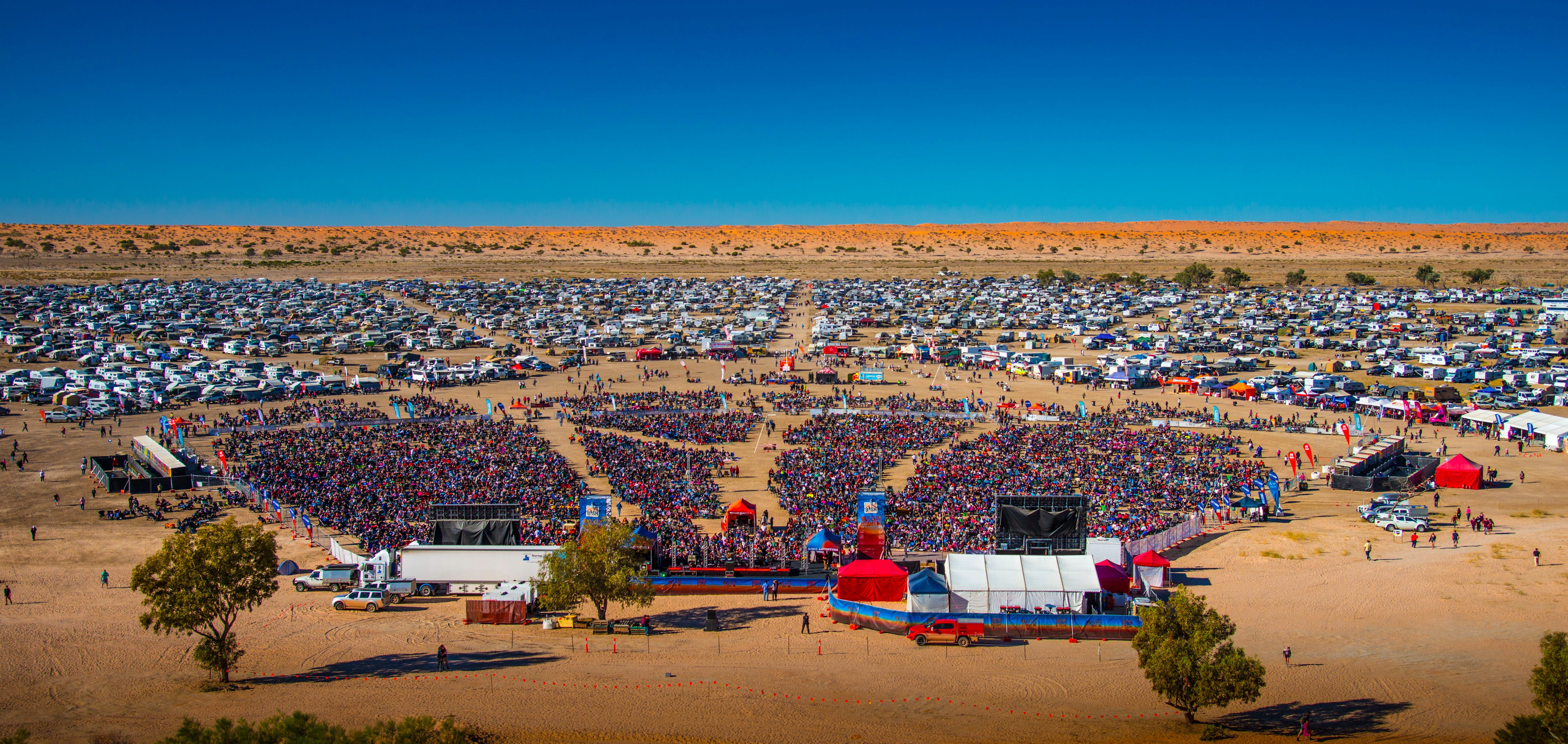 Birdsville Big Red Bash - Accommodation Cairns